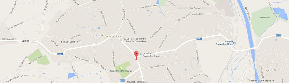 Localiser le bureauAurelio Cigna sur google map